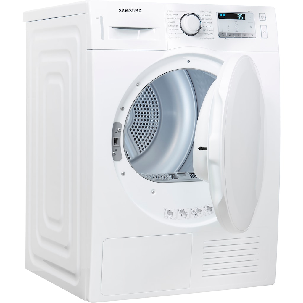 Samsung Wärmepumpentrockner »DV70TA000DW/EG«, 7 kg, Knitterschutz