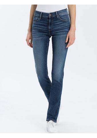 Cross Jeans® Slim-fit-Jeans »Anya«, Weiche Denim-Qualität kaufen