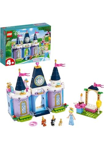 """LEGO® Konstruktionsspielsteine """"Cinderellas Schlossfest (43178), LEGO® Disney Princess™"""", (168 - tlg.) kaufen"""