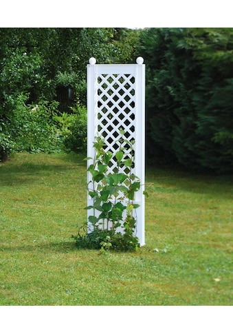 Spalier »43x140 cm, weiß« kaufen