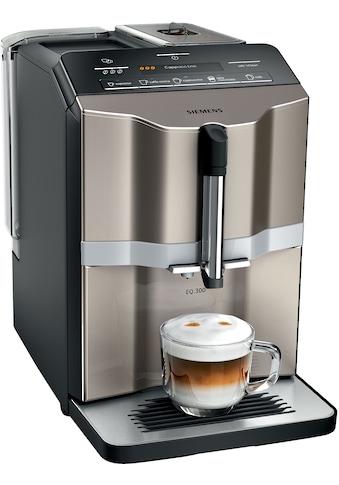SIEMENS Kaffeevollautomat »EQ.300 TI353514DE«, inkl. 4 Reinigungstabletten und 2 Entkalkungstabletten im Wert von 15,20 € UVP kaufen