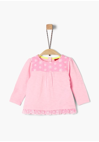 s.Oliver Longsleeve_für Babys kaufen