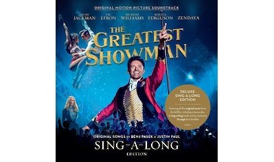 Musik-CD »The Greatest Showman (Sing-a-Long Edition) / OST/Various« kaufen