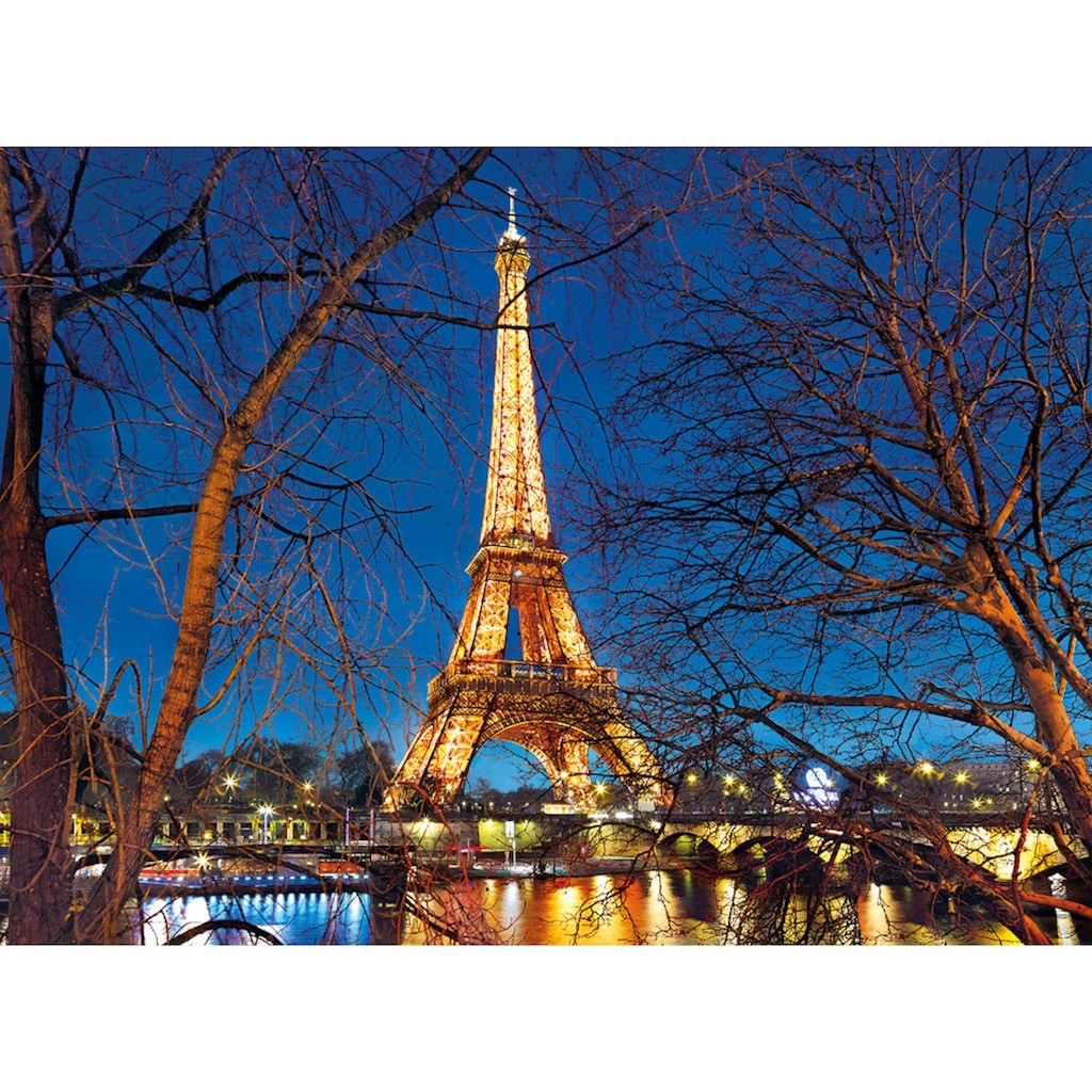 Clementoni® Puzzle »High Quality Collection - Paris«, Made in Europe