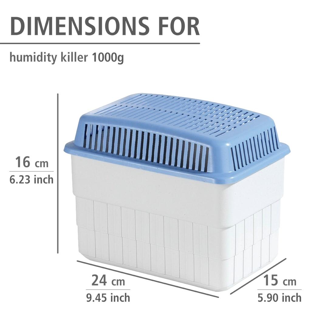 WENKO Luftentfeuchter »Feuchtigkeitskiller«, für 80 m³ Räume