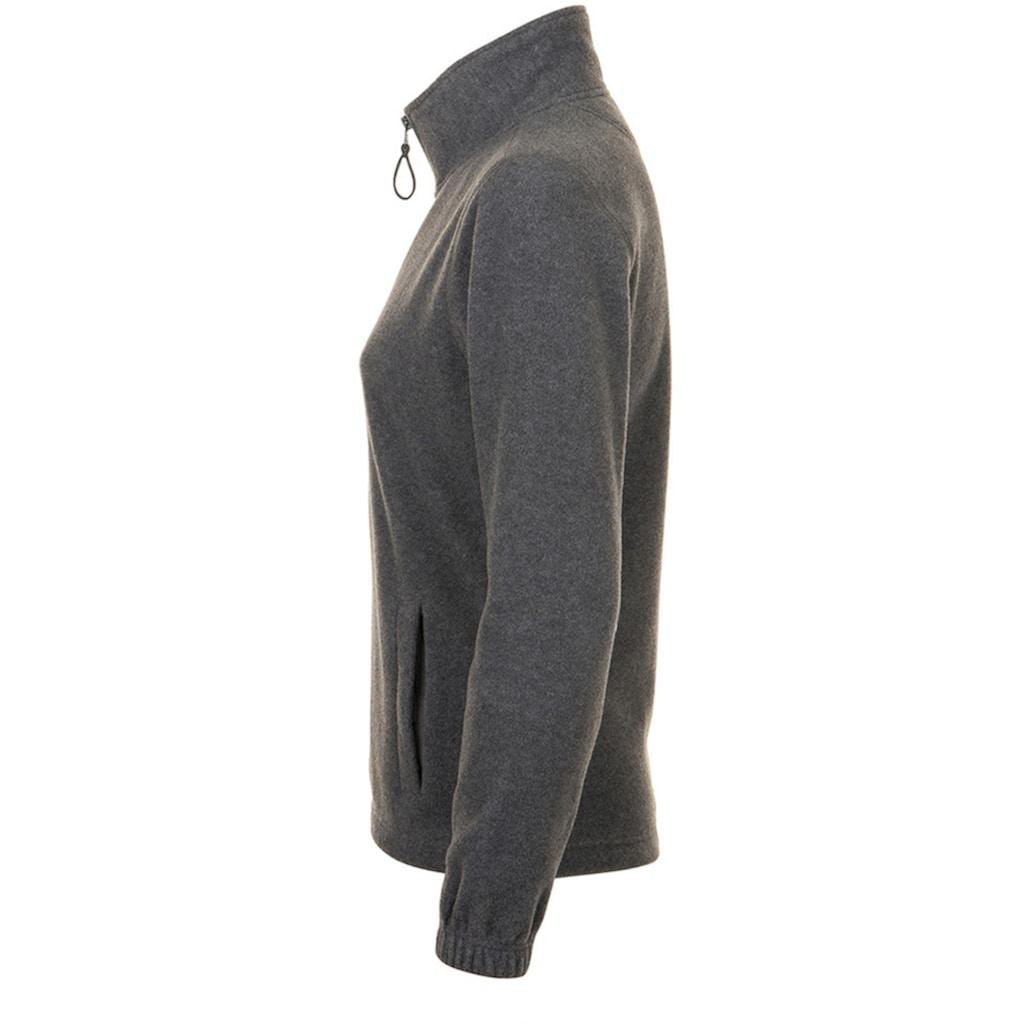 SOLS Fleecejacke »Damen North Fleece-Jacke mit durchgehendem Reißverschluss«