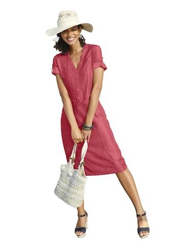 Casual Looks Kleid in weich fließender Qualität kaufen