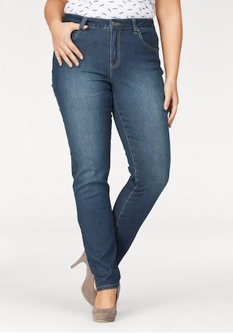Arizona Slim-fit-Jeans »Curve-Collection«, High Waist kaufen