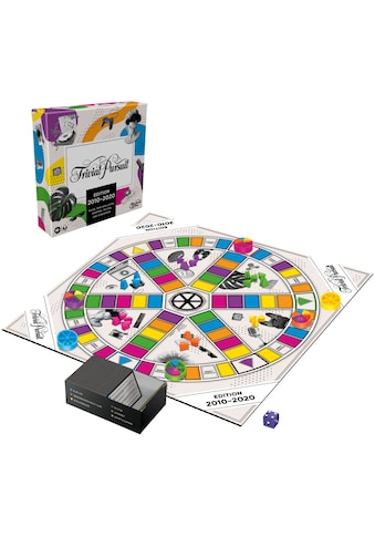 Hasbro Spiel »Trivial Pursuit 2010er Edition«, Made in Germany kaufen
