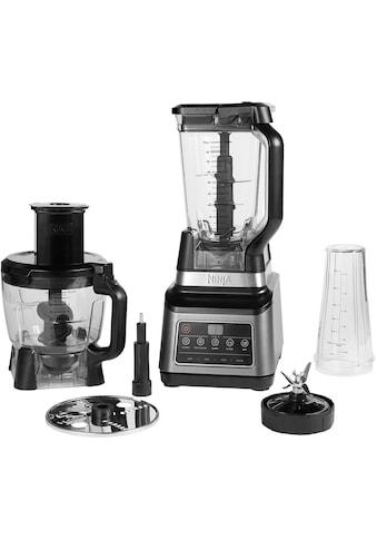 NINJA Kompakt-Küchenmaschine »3-in-1 mit Auto-iQ BN800EU«, 1200 W, 2,1 l Schüssel kaufen