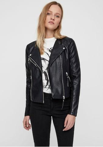 Vero Moda Lederimitatjacke »VMRIA« kaufen