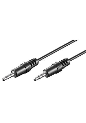 Goobay Audio Verbindungskabel AUX kaufen
