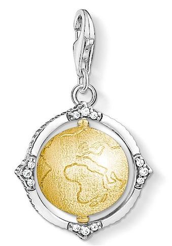 THOMAS SABO Charm - Einhänger »Vintage Weltkugel, 1711 - 849 - 39« kaufen