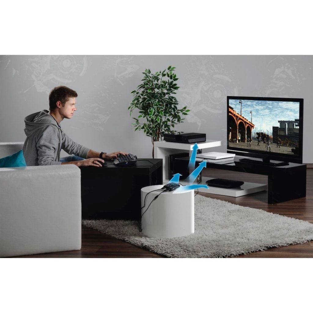 """Hama Adapter »""""Speedshot Ultimate""""«, USB Typ A zu USB Typ A, Maus-/Tastatur-Konverter für PS4/PS3/Xbox One/Xbox360"""