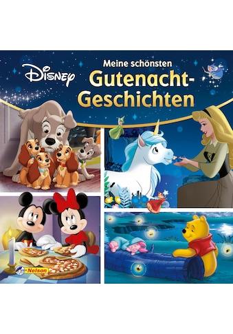 Buch »Disney Klassiker: Meine schönsten Gutenacht-Geschichten / DIVERSE« kaufen