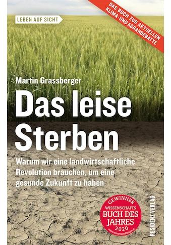 Buch »Das leise Sterben / Martin Grassberger« kaufen