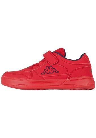 Kappa Sneaker »DALTON ICE OC TEENS«, topmodisch mit tonaler Sohle kaufen