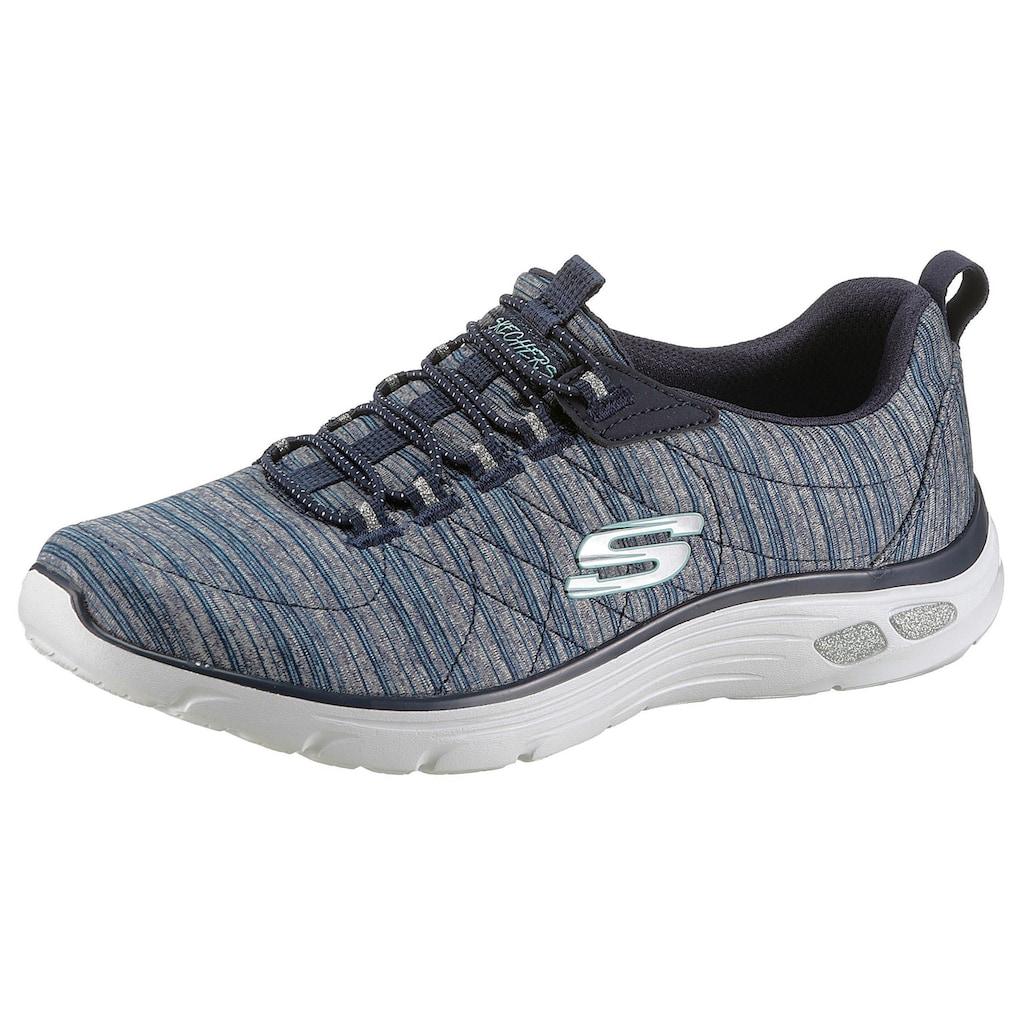Skechers Slip-On Sneaker »Empire D´Lux«, mit Relaxed Fit-Ausstattung