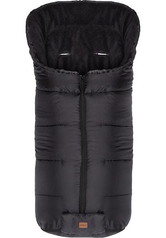 Fillikid Fußsack »Eco Big Winterfußsack, schwarz« kaufen