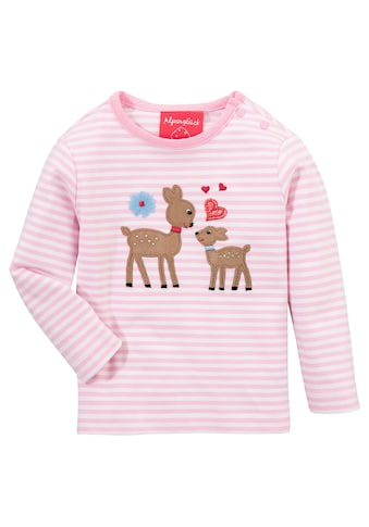BONDI Trachtenshirt Kinder mit Bambi Applikation kaufen