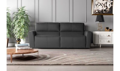 CALIA ITALIA Sofa »BULGARY«, Breite 209 cm wahlweise mit aufklappbare Bettfunktion kaufen
