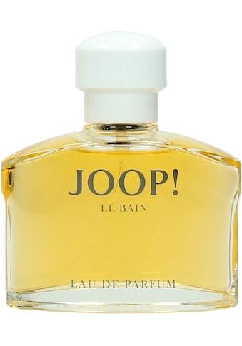 Joop! Eau de Parfum »Le Bain« kaufen