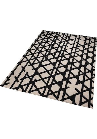 Esprit Teppich »Artisan Pop«, rechteckig, 12 mm Höhe, reine Schurwolle, Wohnzimmer kaufen