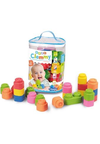 Clementoni® Spielbausteine »Clemmy Soft«, (48 St.), im Beutel; Made in Europe kaufen