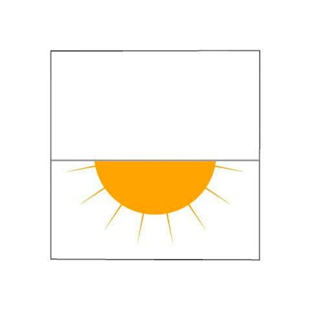 sunlines Plissee nach Maß, verdunkelnd, Perlreflex-beschichtet, mit Bohren, verspannt