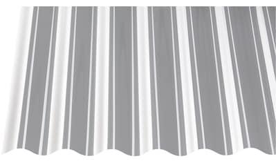 GUTTA Wellplatte »GUTTAGLISS«, PVC klar, BxL: 90x300 cm kaufen