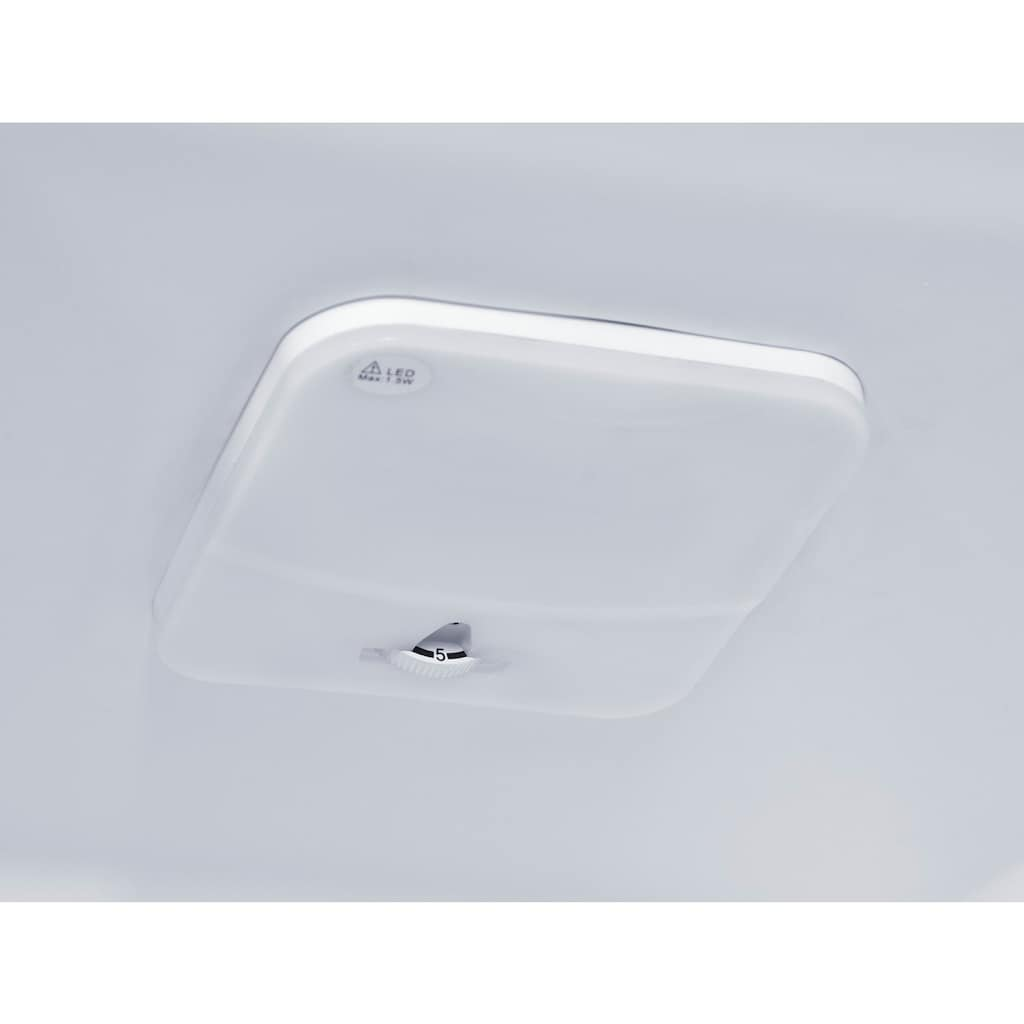 Hanseatic Kühl-/Gefrierkombination »HKGK18560D«