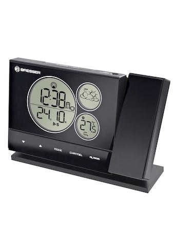 BRESSER Wetterstation »BF - PRO Funkwetterstation mit Projektor, schwarz« kaufen