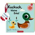 Buch »Mein Filz-Fühlbuch: Kuckuck, kleine Ente! / Ingela Arrhenius«