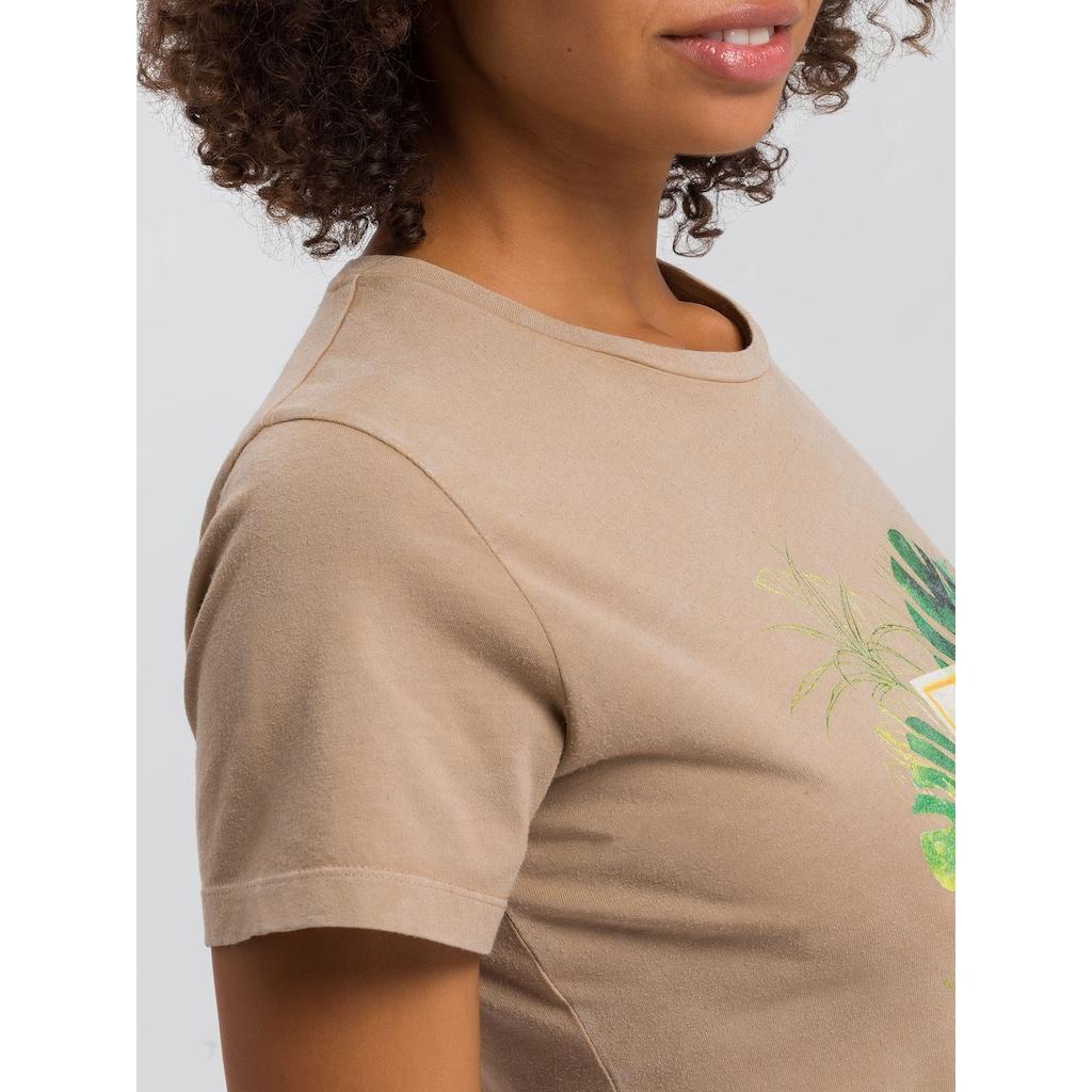 Cross Jeans® T-Shirt »55715«, Tropical Summer