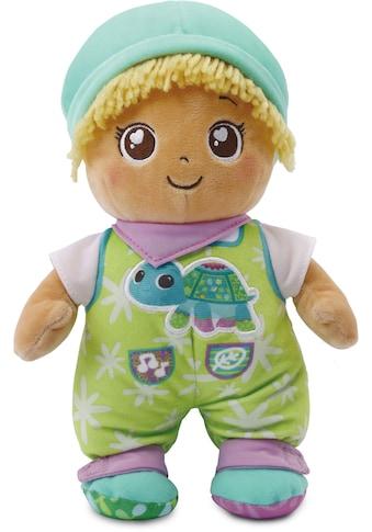 Vtech® Stoffpuppe »Babys erste Puppe«, Mit Leucht- und Soundeffekten kaufen