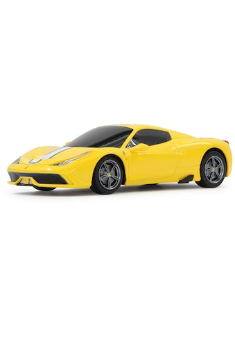 "Jamara RC - Auto ""Ferrari 458 Speciale A 27 MHz 1:24 gelb"" kaufen"