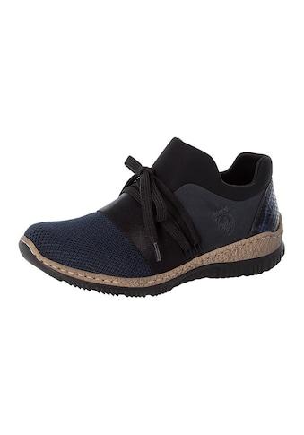 Rieker Slip-On Sneaker, mit MemoSoft kaufen