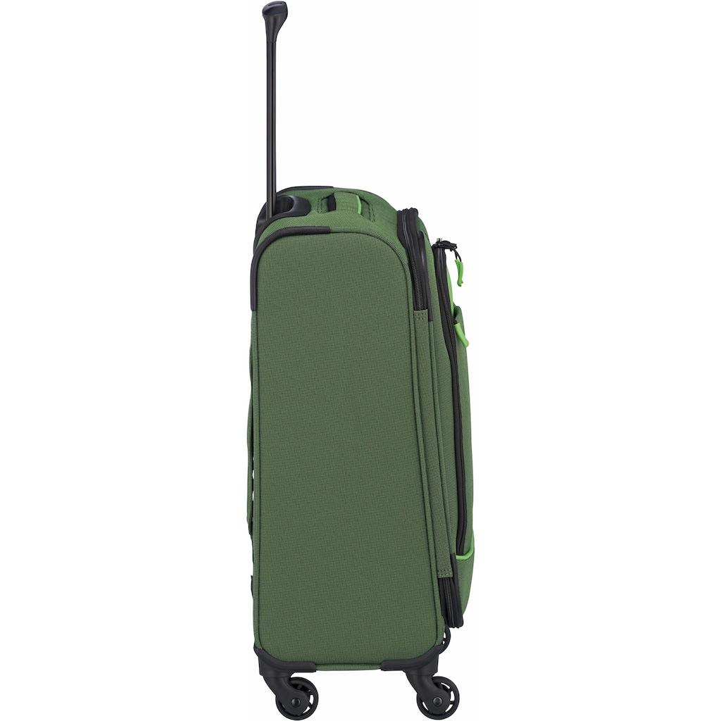 travelite Weichgepäck-Trolley »Derby, 55 cm«, 4 Rollen