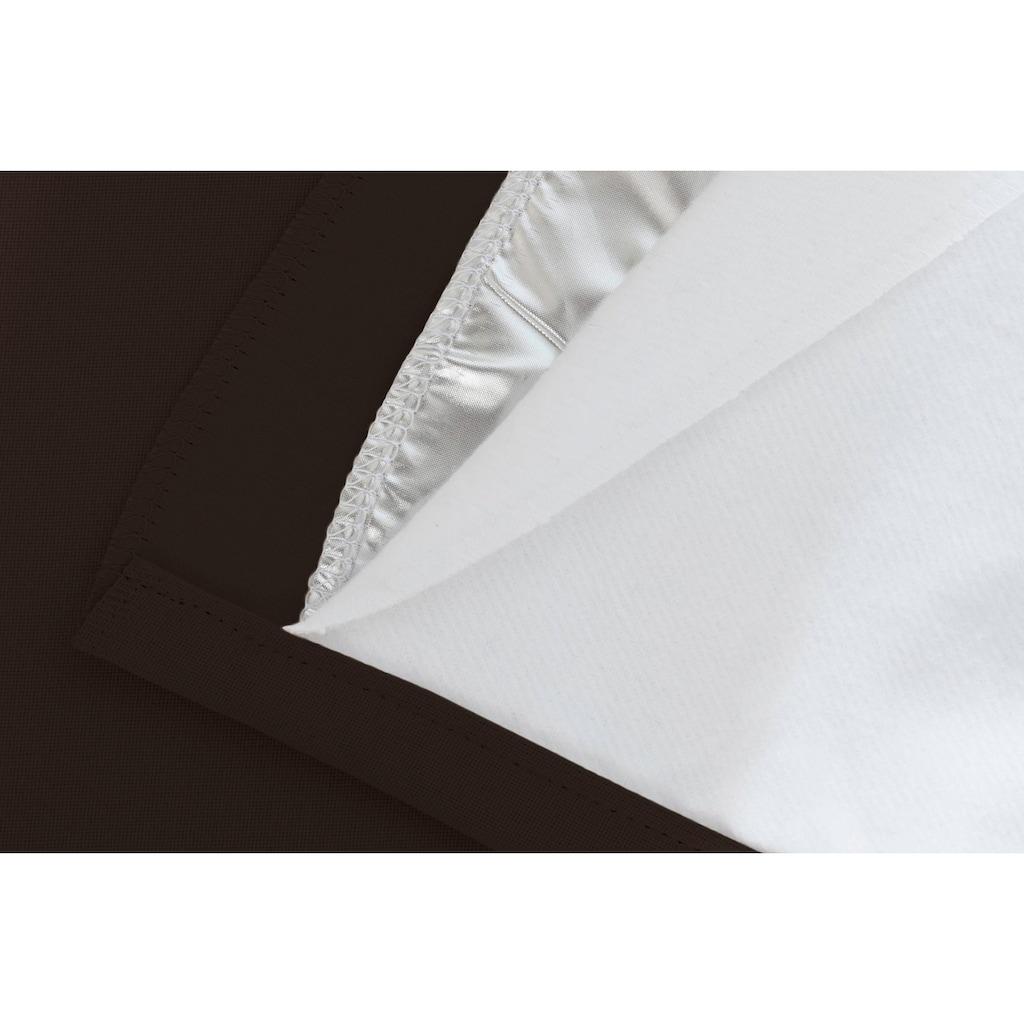 Vorhang, »Accoustic«, Moondream, Kräuselband 1 Stück