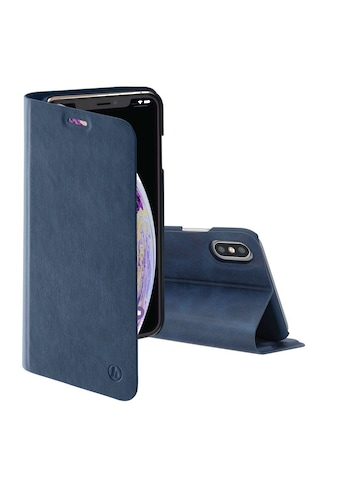 """Hama Apple iPhone Xs Max Booklet Tasche Hülle Cover """"Guard Pro kaufen"""