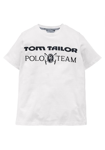 TOM TAILOR Polo Team T - Shirt kaufen