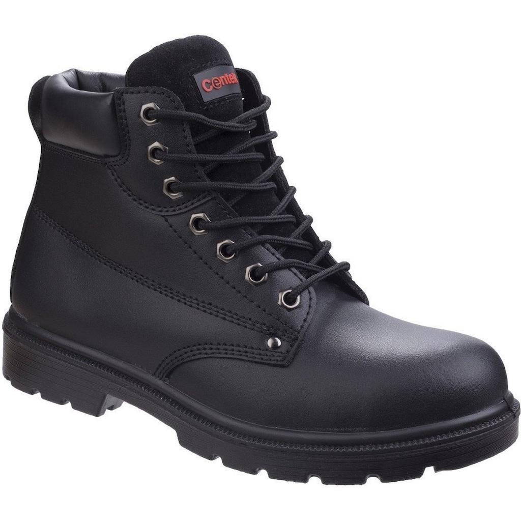 Centek Stiefel »Herren Leder-Sicherheits FS331 S3 zum Schnüren«