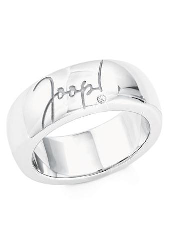 Joop! Silberring »2027669, 2027670, 2027672, 2027673«, mit Zirkonia kaufen