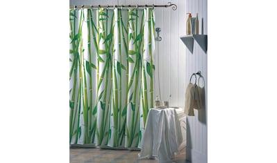 MSV Duschvorhang »Bambus«, Breite 180 cm kaufen