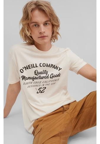 O'Neill T-Shirt »Manufact. goods Ss T-Shirt« kaufen
