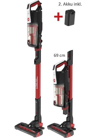 Hoover Akku - Hand - und Stielstaubsauger H - FREE 500 Compact Connected Power, HF522REW 011,, beutellos kaufen