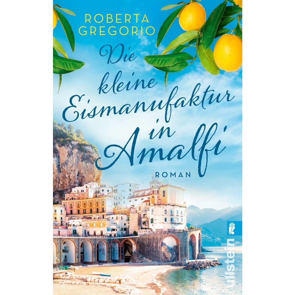 Buch »Die kleine Eismanufaktur in Amalfi / Roberta Gregorio«