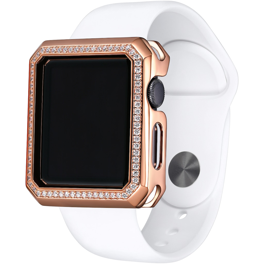 SKY•B Smartwatch-Hülle »DECO HALO, W003R38, 38 mm«, Watch