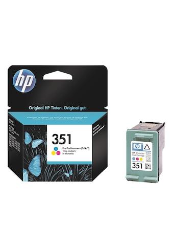 HP Tintenpatronen-Set HP 351 kaufen