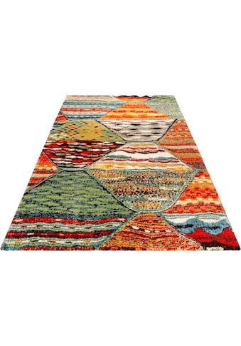 Wecon home Teppich »Atlas«, rechteckig, 13 mm Höhe, Wohnzimmer kaufen